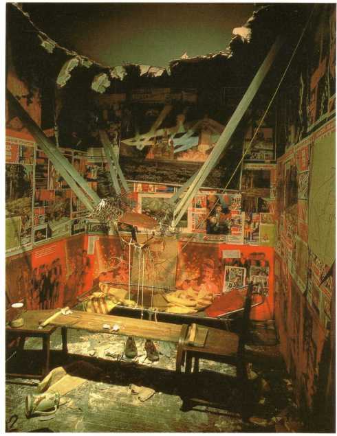 Ilya Kabakov The Man Who Flew Into Space From His Apartment